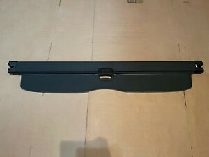 2004 2006 Bmw X5 Rear Trunk Cargo Cover Privacy Shade Black Oem