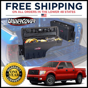 Undercover Swing Case Passenger Side Truck Bed Storage For 2005 2014 Ford F 150