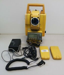 Topcon Gpt3002w Total Station used