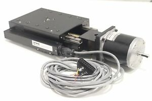 Parker Positioning Daedal Division Compumotor S83 93 mo X y Axis W stepper Motor