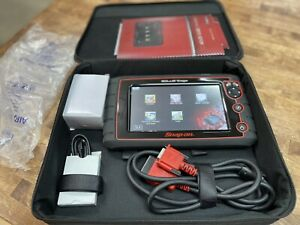 Snap On Solus Edge Eesc320 Diagnostic Scanner Us Asian And Euro Full Function