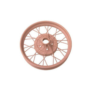 Model A Ford Wire Wheel 19 Reproduction Primer Coated 28 20659 1