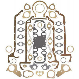 Engine Gasket Set No Head Gaskets Ford Flathead V8 85 Hp 21 Stud Engine