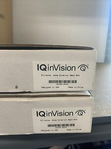 Iq Invision Iqae box Alliance Dome Exterior Back Box