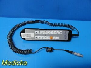 2013 Maquet 1150 90c0 Corded Hand Control For Alpha Maquet 1150 Or Table 23619