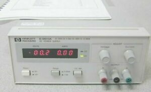 Agilent Hp E3611a Dc Power Supply Fully Tested