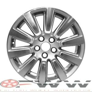 2011 Toyota Sienna 18 New Replacement Wheel Rim Aly69583u10n