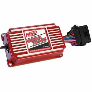 Msd Ignition 6014ct Ls Ignition Controller For Gm Ct525 Crate Engines ls Engines