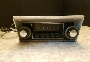 1968 72 Ford Truck Am Radio F 100 F 250 F 350 8tbtl838591 C8ta