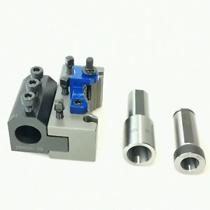 Ed20100 4 5 Multifix Turning Tool Holder Sbha20 25 Mt2 Mt3 Drilling Sleeves