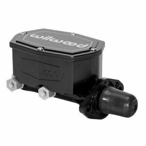 Wilwood 260 14959 bk Compact Tandem Master Cylinder 1 Bore New