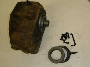 Chevy Ford Dodge Np203 Gear Range Box Doubler Th350 Np205 27 Spline Input