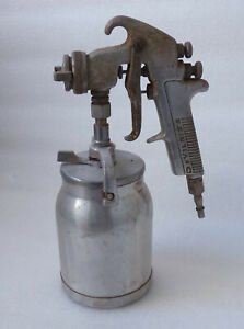 Devilbiss Jga 502 502 1 Type Pa 115982 Spray Gun With number No 30 Nozzle