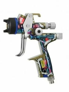 Sata 1112367 Bionic X5500 Hvlp 1 3 O Limited Edition Paint Gun W Rps Cup