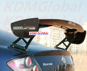 Rsw Rear Gt Wing Spoiler painted For Hyundai Tiburon tuscani 2003 2008