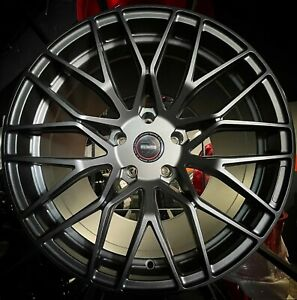 Momo Catania Wheels 19x9 12 Porsche 996 997 turbo gt2 Hre Oem Vossen Techart 20