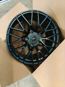 Momo Catania Black Wheels 19x9 11 Porsche 996 997 turbo Hre Adv 1 Vossen Oem 20