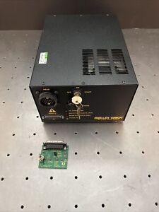 Melles Griot Omnichrome Ion Laser Power Supply W remote Tester Controller