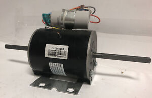 Induction Motor 120v 1660rpm Double Shaft Class B
