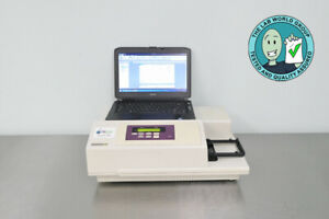 Molecular Devices Spectramax 340pc 384 Microplate Reader With Warranty See Video