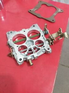 1968 1969 1970 Buick Skylark Gs Gsx Nos Throttle Plate Oldsmobile Ram Air Oai