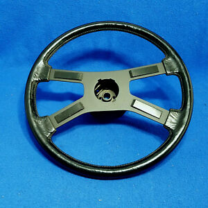 82 83 Ford Mustang Oem 4 Spoke Sport Steering Wheel Gt Capri Rs 5 0 Fox Body