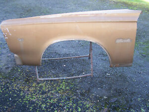 Mopar 1965 Plymouth Satellite Left Front Fender Belvedere Nice Metal