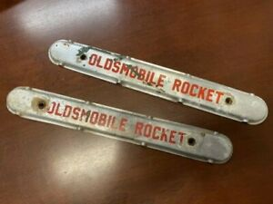 Oldsmobile Rocket Valve Covers