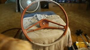 1959 1960 Chevrolet Impala Steering Wheel Hot Rod Rat Rod Customs Real Deal