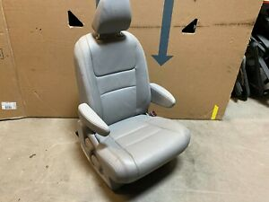 2015 Toyota Sienna Rear Passenger Leather Seat Right Hand Side