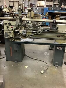 Clausing Lathe 5914 W tooling Grinder Drill Press Package