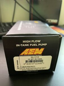 Aem 50 1215 High Flow E85 340lph In Tank Fuel Pump Kit 2008 Subaru Wrx Sti