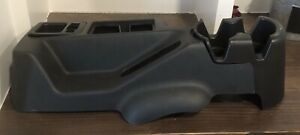 Jeep Wrangler Tj 03 06 Dark Gray Front Floor Interior Center Console