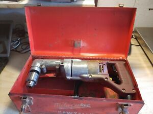 Milwaukee 1101 1 Heavy Duty Right Angle Drill Made In The Usa