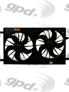 Engine Cooling Fan Assembly Global 2811608