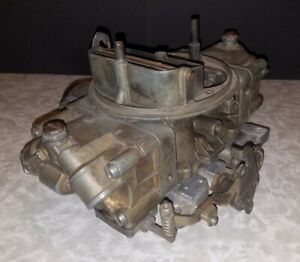 1968 Ford Mustang Shelby Gt 350 Holley Carburetor 4118 S Carb 4118 S 725 Cfm