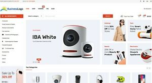 Multi vendors Marketplace Ecommerce Website Free Install Hosting