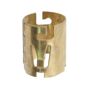 Headlight Socket Ferrule Brass Ford 47 21047 1