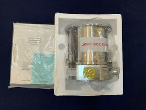 Boc Edwards Seiko Seiki Turbomolecular Turbo Pump Stp 451 New In Box Pass Cert