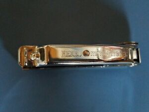 vintage Rexel Chrome Miniplier Stapler With Staple Remover Made In England