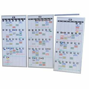Ultimate Office Magnetic Dry erase Whiteboard Modmonthly Planning Calendars set