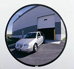 New 18 Convex Mirror Non Shattering Indoor outdoor Industrial Rated Security