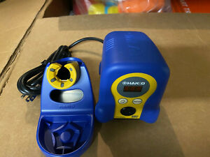 Hakko Fx888d 23by Digital Soldering Station Station Only No Iron