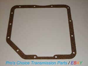 Gm Turbo Hydramatic 250 350 Automatic Transmission Cork Oil Pan Gasket Seal