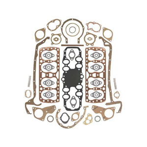 Engine Gasket Set Complete Copper Head Gaskets Ford Flathead V8 90 95