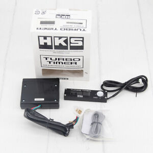 Universal Hks Auto Car Digital Type 0 Turbo Timer With White Led Display