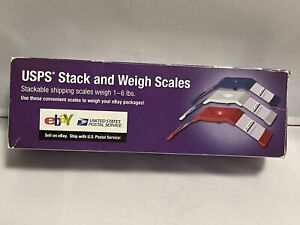 Usps Stack And Weigh Scales 1 6 Lbs