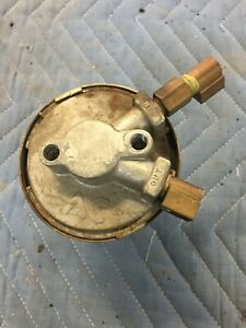 Original 1957 1958 Corvette Fuel Injection Ac Fuel Filter Assembly