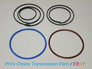 700r4 4l60e complete Servo Assembly Reseal Kit With All Teflon Seals O rings