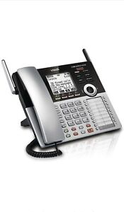 Vtech 4 Line Small Business System Corded Phone Main Console Cm18445